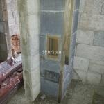 Keramikinis kaminas
