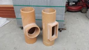 Kaminų keramika