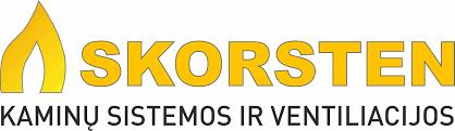 Kaminai Skorsten